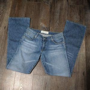 Paper Denim & Cloth faded Jeans